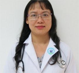 ThS.BS. Trần Thị Kim Thu Bác sỹ chuyên khoa Nội Tổng quát & Hô Hấp tại CHAC