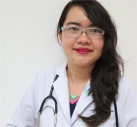 BS.CKI. Nguyễn Thị Ái Trâm Bác sỹ sơ bộ chuyên khoa Chẩn đoán hình ảnh